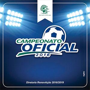 Campeonato Oficial 2016