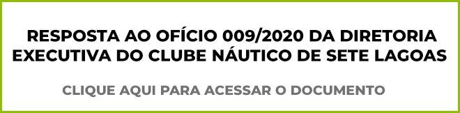 Ofício 009/2020